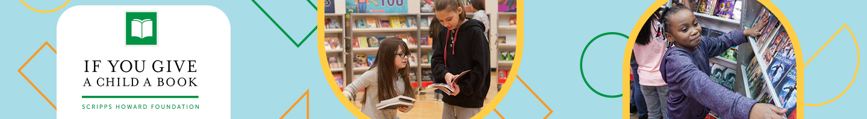 Scripps Give A Book Campaign
